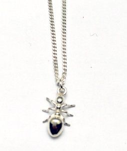 silver ant chained