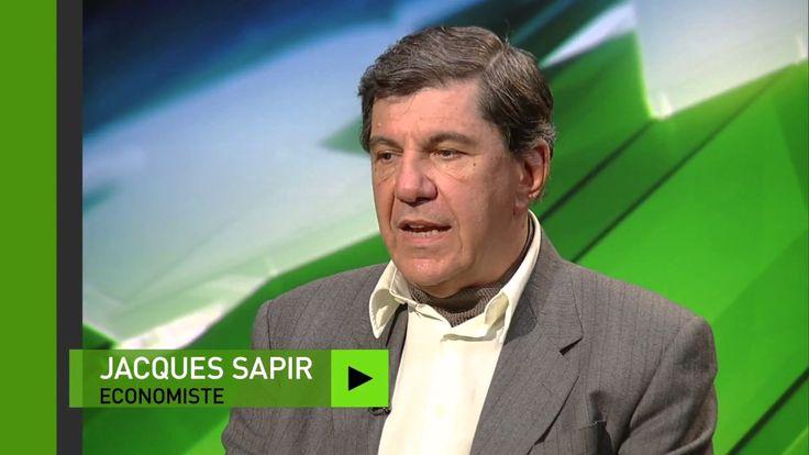 Jacques Sapir   Présidentielles 2017, Fillon, Macron ou Le Pen