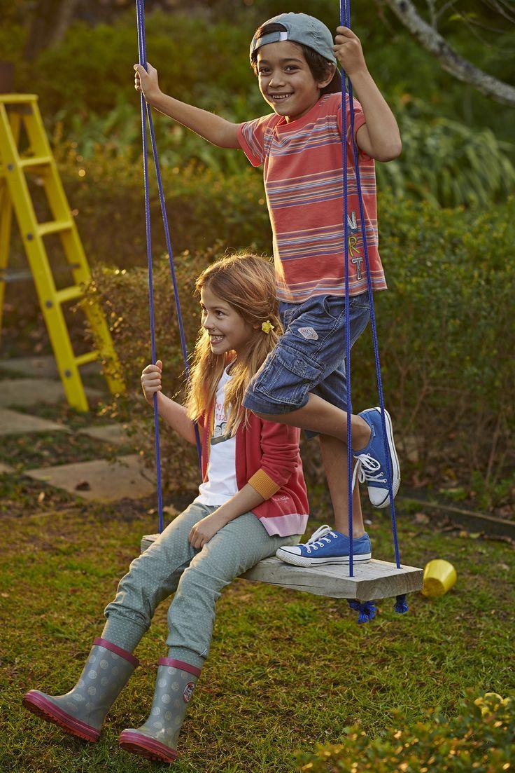 Naartjie Kids SA Spring 1 Range