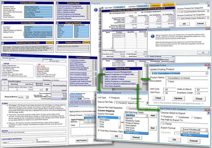 Prepare Supplier Tracking Sheet And Cost Control Sheet In Excel Invoice Template Invoicing Software Inventory Management Software