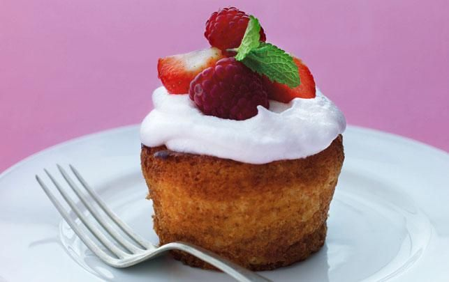 Cupcakes uden sukker