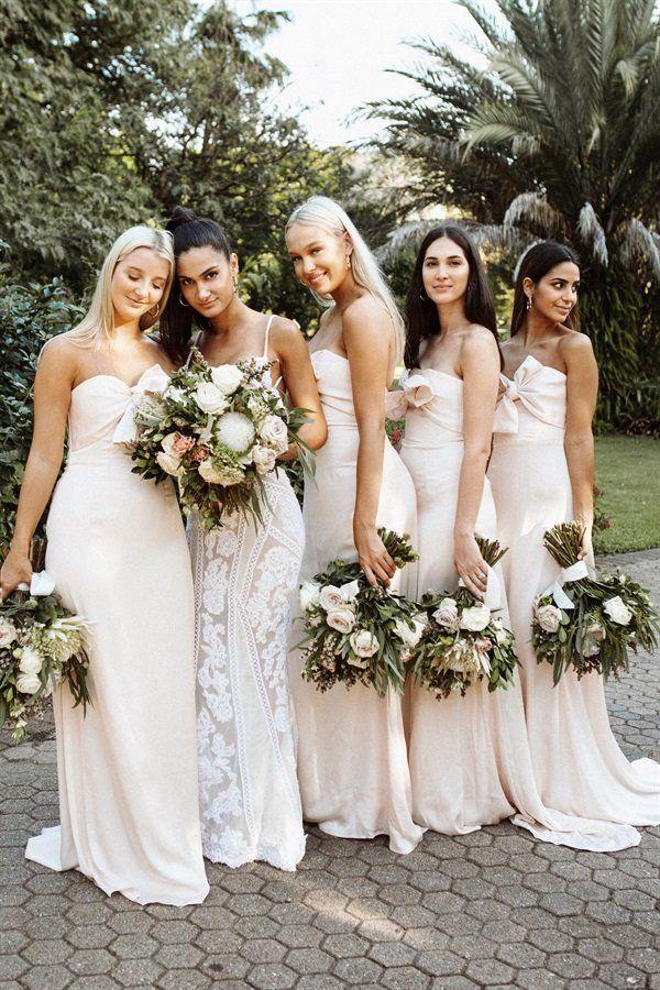 Venice Bridesmaid Dress Blush Blush Bridesmaid Dresses Ivory Bridesmaid Dresses Different Bridesmaid Dresses