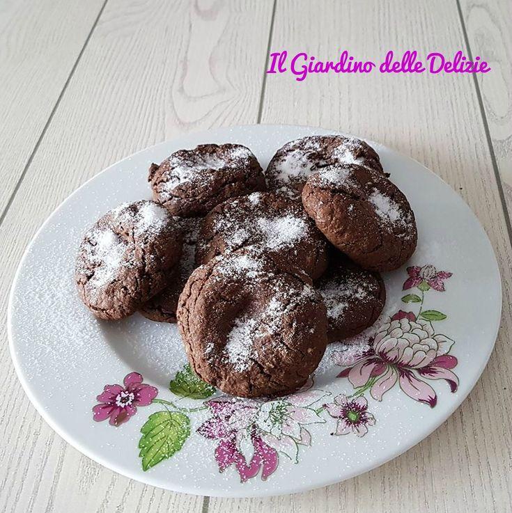 Biscotti semplici e veloci alla nutella Ricetta Idee