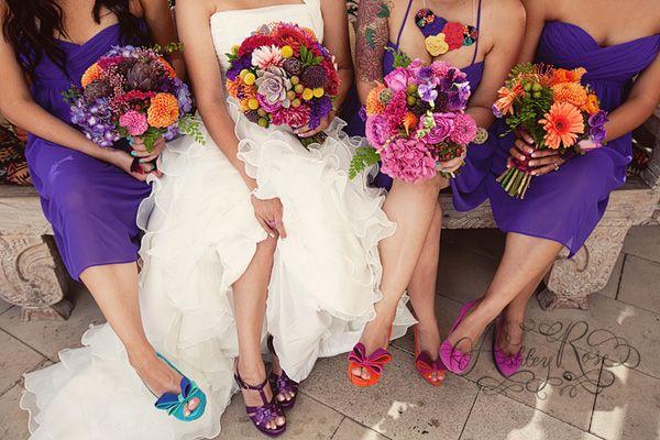 Eine orientalische Hochzeit | Friedatheres