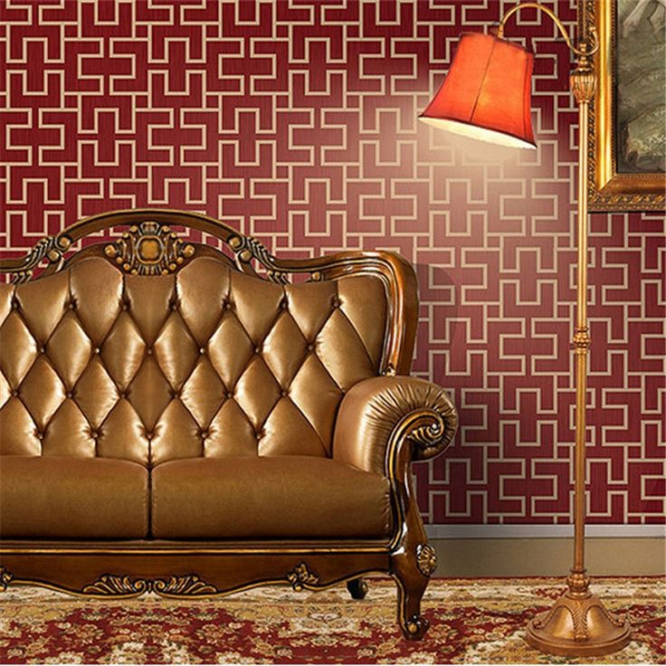 36.80$  Watch now - http://alit49.shopchina.info/go.php?t=32797859112 - beibehang Vintage Chinese Wall Paper Simple Elegant Hotel Decor Wallpapers Mural Decorative Vinyl Wallpaper roll papier peint 36.80$ #aliexpress