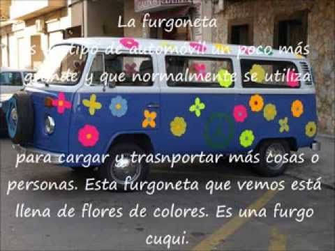 "Vocabulario ""Medios de transporte"" spanishfspain"