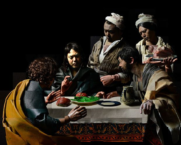HONG KONG – If Michelangelo Merisi da Caravaggio (1571-1610) ever had a dark side, it could be best appreciated through masterpieces like Bacchus...