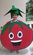 Image result for disfraces de frutas hechos en casa