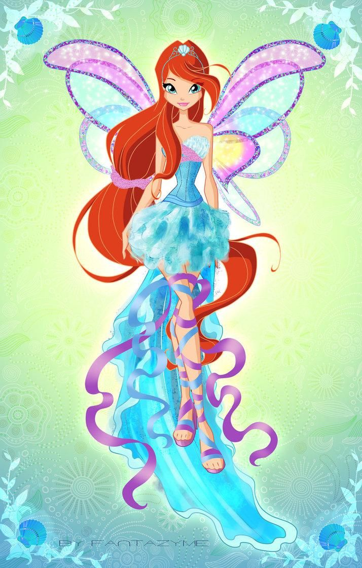Bloom Harmonix the winx club