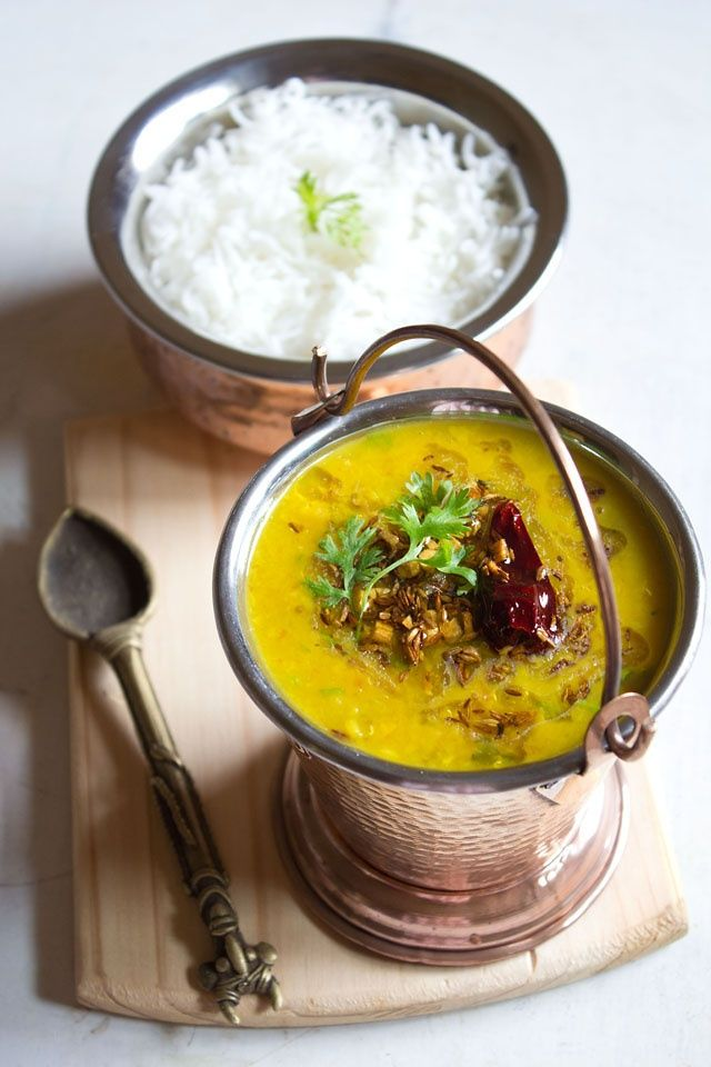 Lentil curry from India