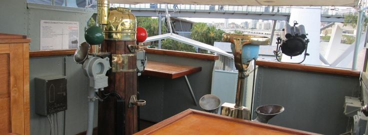 Queensland Maritime Museum. Visit one of Australia's largest maritime museums and discover historic vessels of all shapes and sizes.