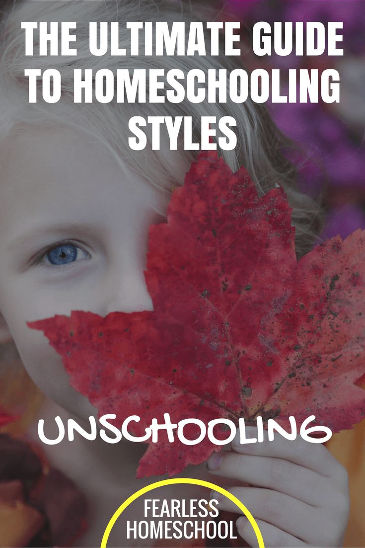 Choosing a homeschooling style? Unschooling is a popular method of homeschooling. It seeks to nurture and develop children's natural love of learning by giving them autonomy of their own educ…