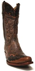 Tony Lama Men's Bourbon Bomber Boots -- These Tony Lama boots are crafted to perfection! | SouthTexasTack.com