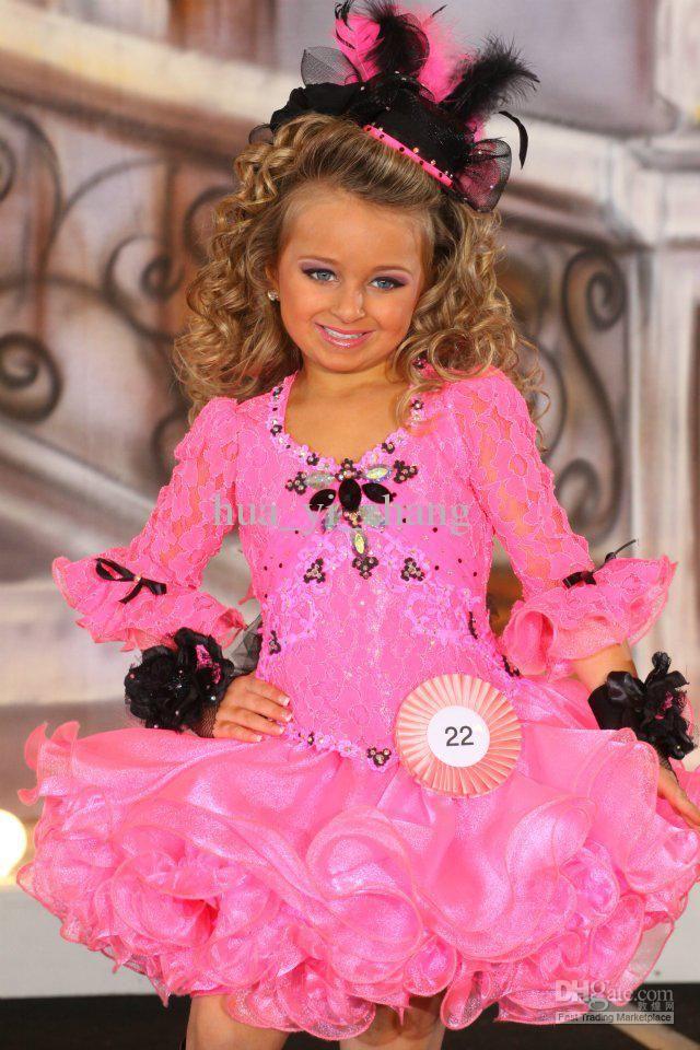 Kids cupcake style dress