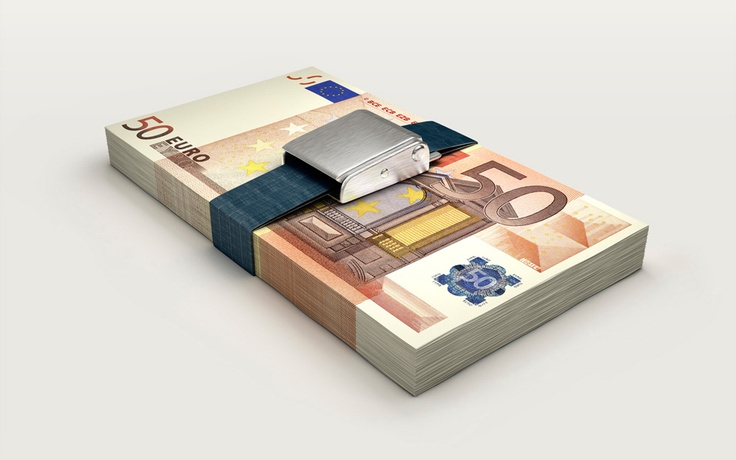 Fifty euro bill