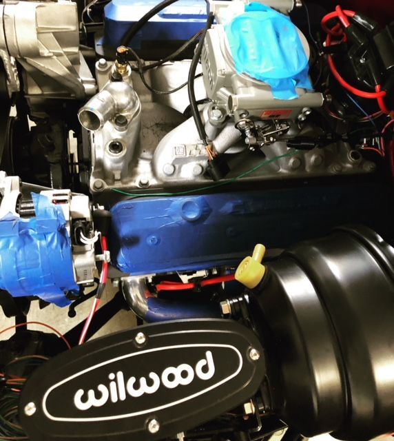 Wilwood Master Cylinder And Booster