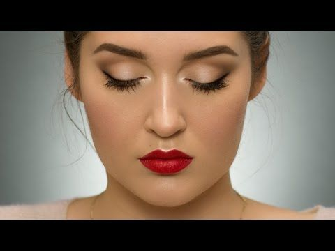 Urban Decay Gwen Stefani Palette Soft Glam Makeup Tutorial - YouTube