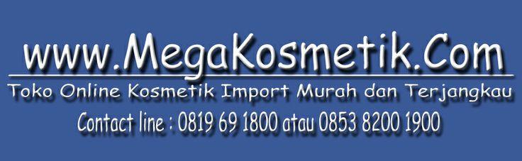 MegaKosmetik.com menjual berbagai macam produk kecantikan dan kosmetik yang berkualitas dengan harga murah dan terjangkau.