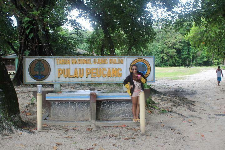 Pulau Peucang, Ujung Kulon - 1 Januari 2014