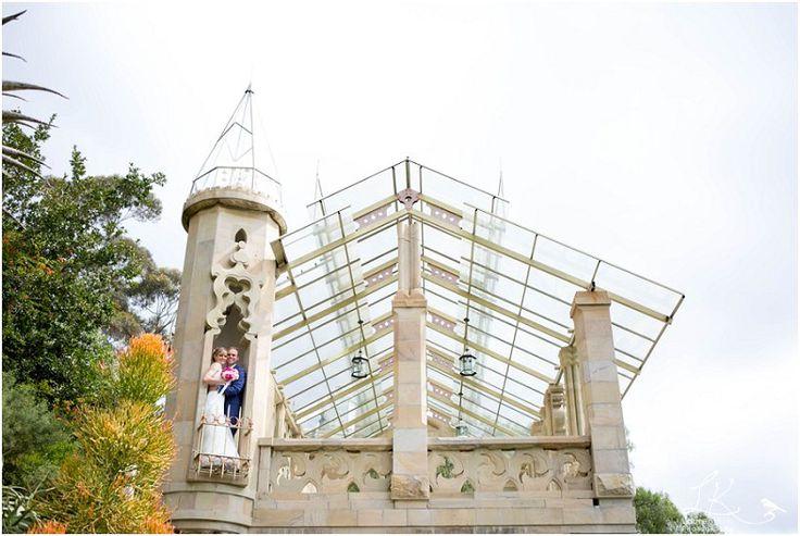 Shepstone Garden Castle Turret Wedding photographs