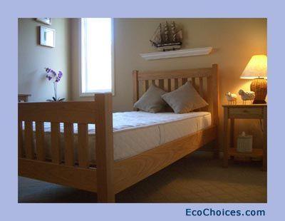 Natural Latex Mattresses - Back Problems, allergies, EMF concerns - 100% natural latex mattress