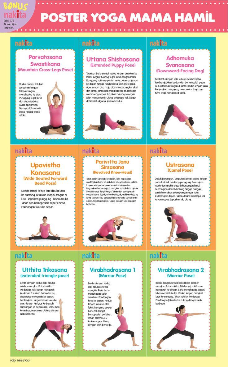 Yoga Mama Hamil