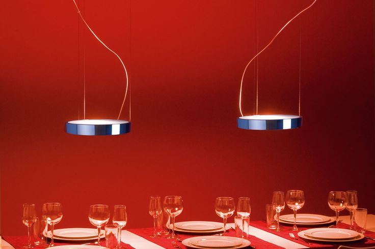 simple elegance created from high quality materials is the transcription which matches the ceiling light ALURING by Absolut Lightin. Buy at https://www.radius-design.com/lamps/wallceilinglamps/aluringlamp/ #light #lamp #design