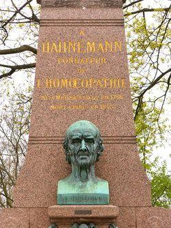 Samuel Hahnemann (1755 - 1843)