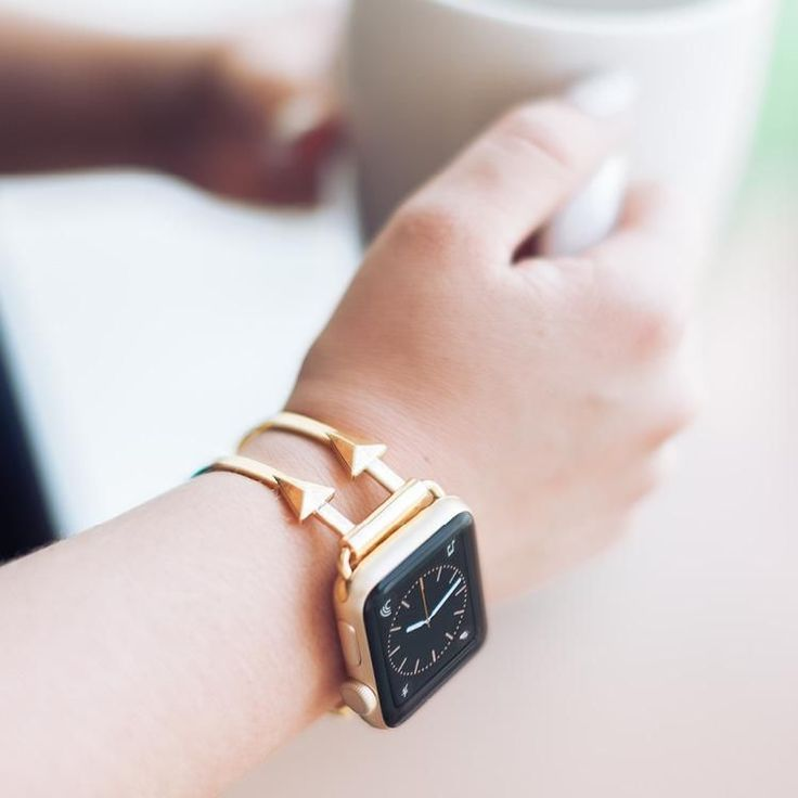 Apple Watch Bands and Apple Watch accessories from The Ultimate Cuff. Shop our stylish jewelry bracelet bands today!