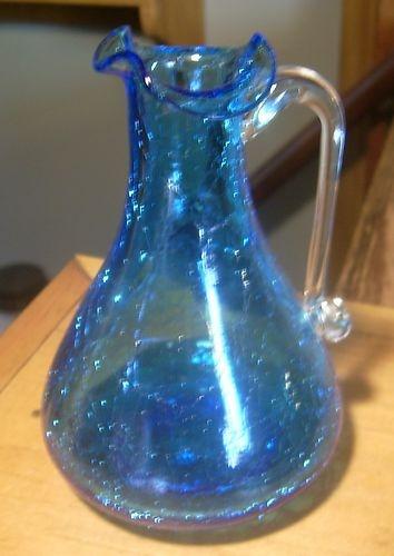 Amberine Glass Decanter