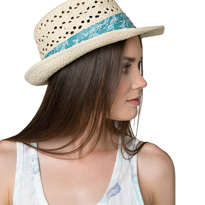 #jeansstore #new #newproduct #summer #ss15 #pepejeans #accessories #hat #women #womencollection #sun #palmar #acqua #holiday