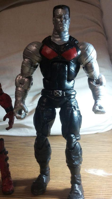 Colossus (deadpool movie) (Marvel Legends) Custom Action Figure