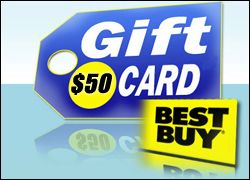 $50 best buy gift card giveaway
