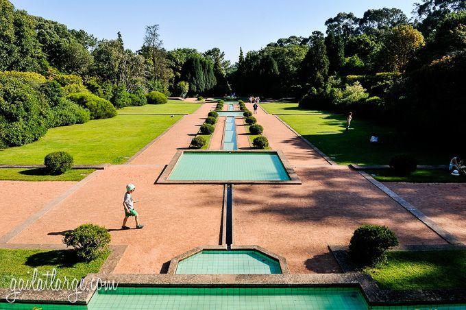 Gardens of Serralves #museaum (Porto, #Portugal)  via GailAtLarge.com