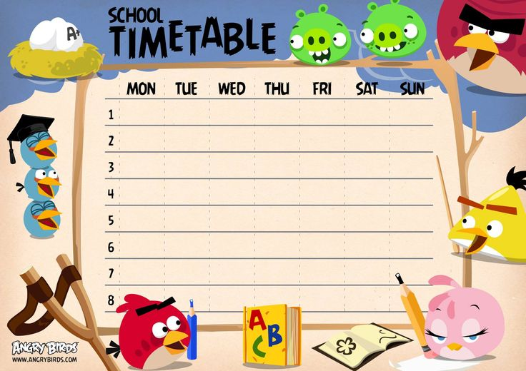 Free Worksheets Printable Timetable Free Math Worksheets for – School Time Table Designs