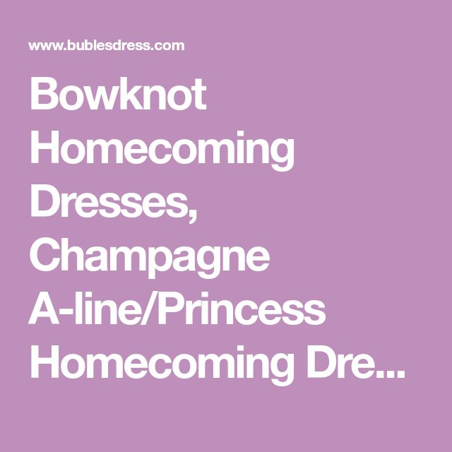 Bowknot Homecoming Dresses, Champagne A-line/Princess Homecoming Dresses, Short Champagne Prom Dresses, 2017 Homecoming Dress Cheap Champagne Bowknot Short Prom Dress Party Dress WF02G45-170