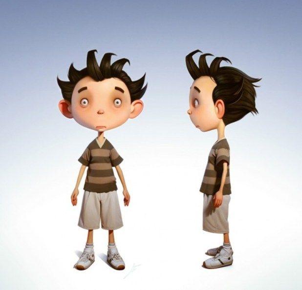 3d Character Design Ideas : Best ideas about d character on pinterest