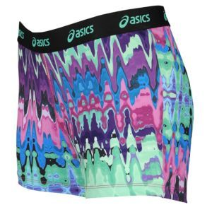 ASICS® Art of Running Short - Women's - Running - Clothing - Paranormal Activity