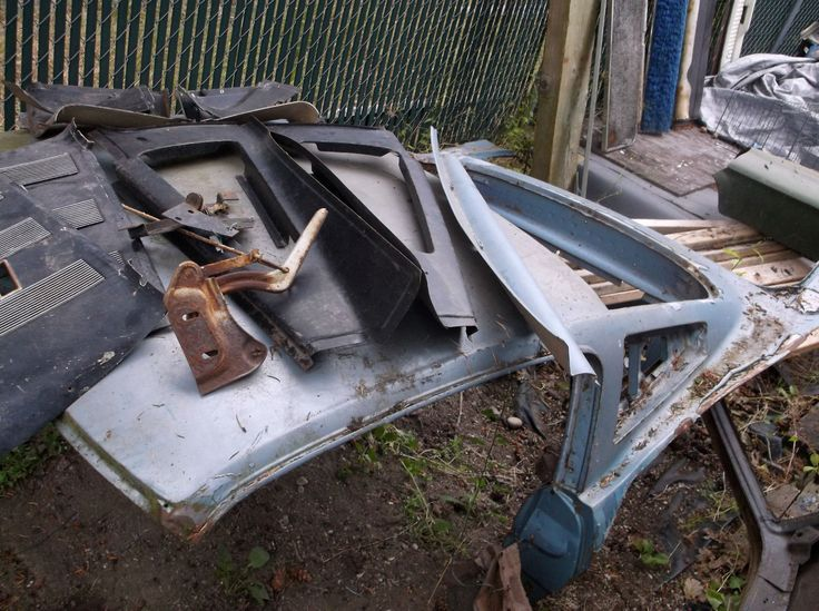 1965 1966 Mustang FB Roof Coupe Fastback Conversion Parts Shelby Clone GT 350 | eBay