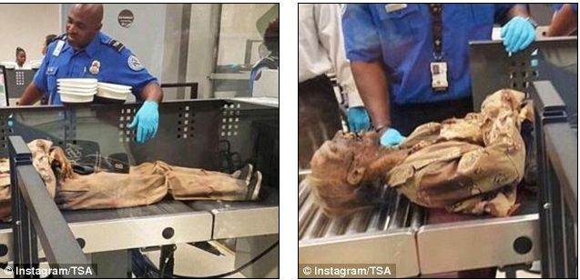 AMAZING STORIES AROUND THE WORLD: Only In America! Decayed Corpse Undergoes Security...