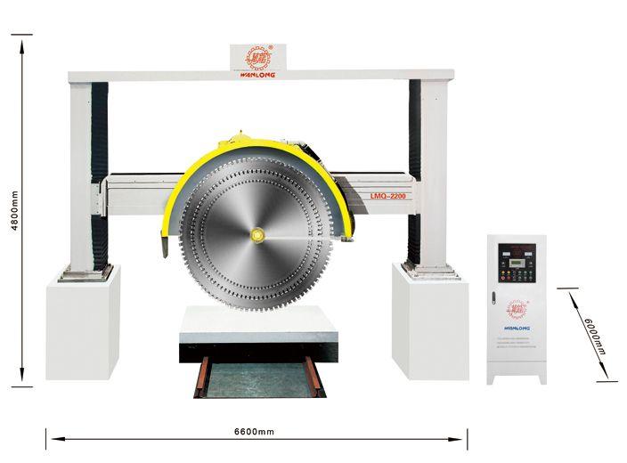 LMQ-2200/2500/3000 Gantry Cutting Machine