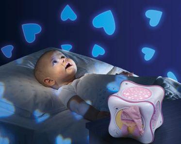 Karuzelki i projektory pomagające usnąć dziecku od Chicco