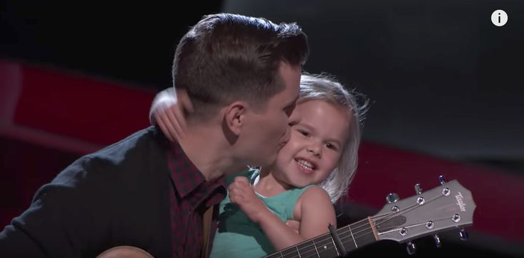 Adam Levine bonds with LDS dad over fatherhood during 'The Voice' audition #lds #TheVoice #AdamLevine #ClaireCrosby #DaveCrosby #mormon
