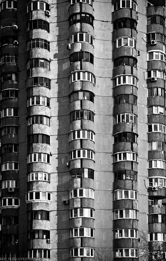 soviet architecture Kiev
