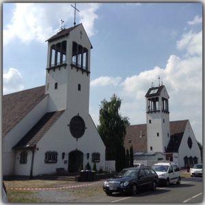 Gretas+Lebenslust:+Die+Doppelkirche+von+Lohne+Klei+bei+Bad+Sassendorf...