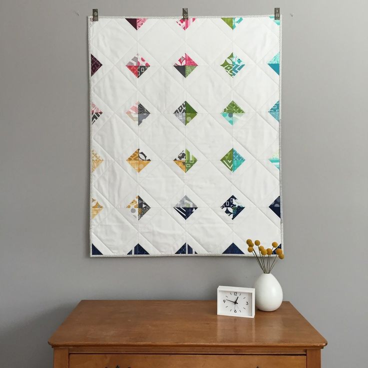 sewing with mini charms + a new quilt | salty // oat | Bloglovin'