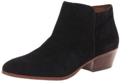 Sam Edelman Women's Petty Ankle Bootie, Bla... by Sam Edelman for $139.95 http://amzn.to/2k2YYRG