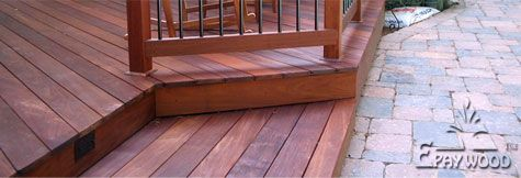 epay wood deck sample