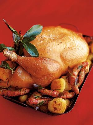 Roast turkey with spiced cranberry, bacon & walnut stuffing. With proper homemade gravy If you're feeling a bit fruity this year, try this Christmas turkey with a lovely cranberry stuffing