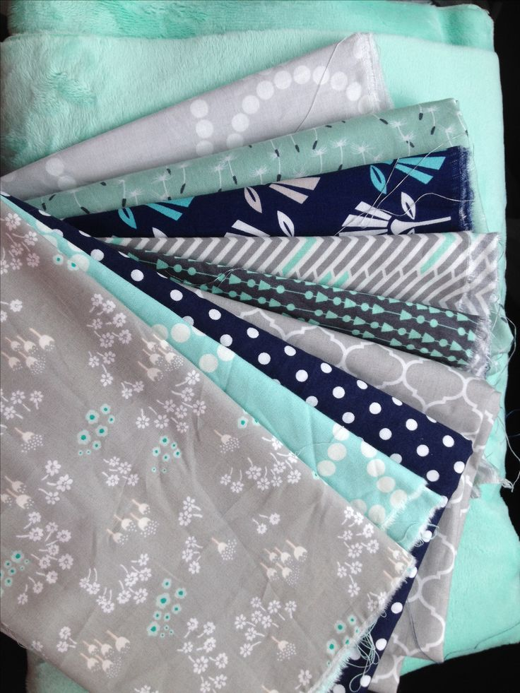 Baby Ethne S Official Quilt Fabric And Nursery Color
